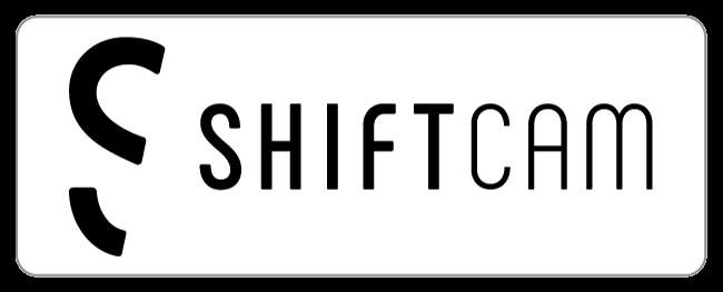ShiftCamロゴステッカー